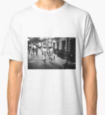 Camiseta clásica Gay lgbt sailors Chueca Spain analog 35mm film street photo