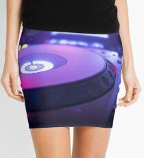 House dance music dj deejay turntable mixing desk nightclub party Ibiza Mini Skirt