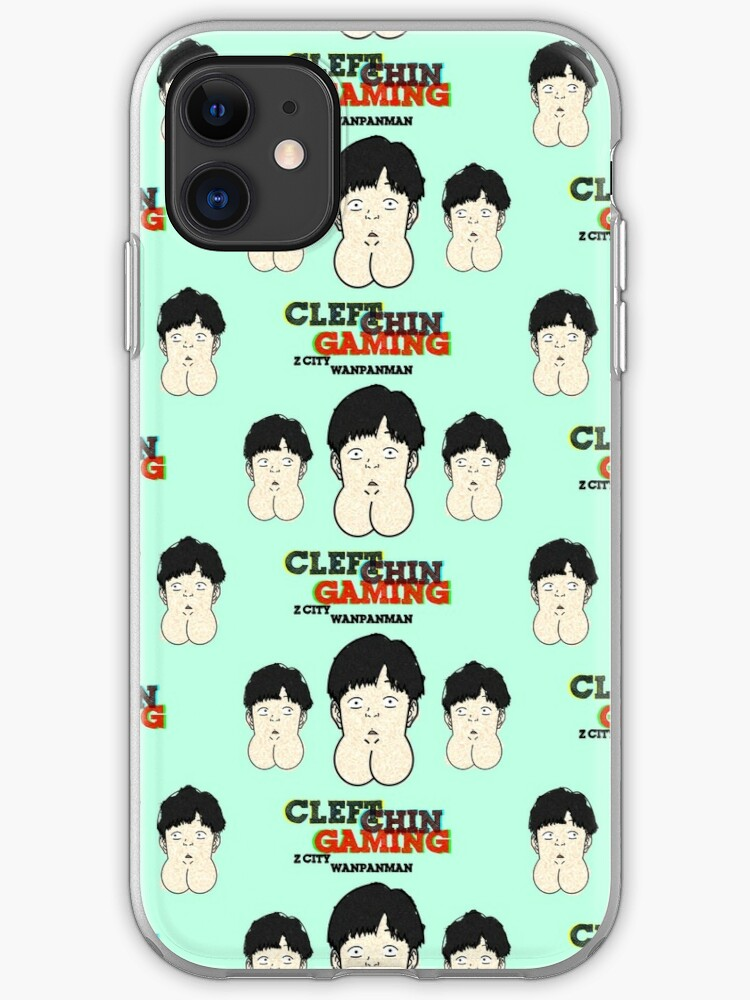 One Punch Man WanPanMan Anime iphone case