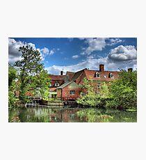 Flatford Mill Photographic Print