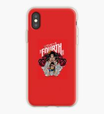 Luffy x Gear Four iPhone Case