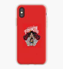 Luffy x Zahnrad Vier iPhone-Hülle & Cover