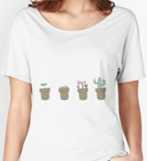 house plants Women's Relaxed Fit T-Shirt