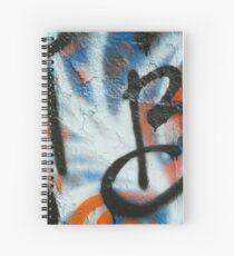 T Bo Spiral Notebook