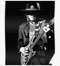 Stevie Ray Vaughan Print/Poster Poster