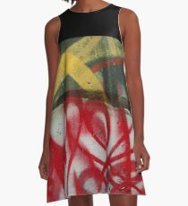 Filagree A-Line Dress