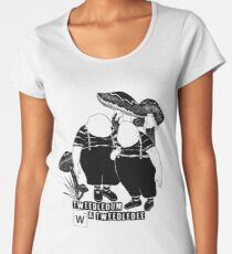 Tweedles Women's Premium T-Shirt