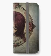 Passing by iPhone Wallet/Case/Skin