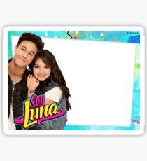 Soy Luna - Luna & Simon Sticker