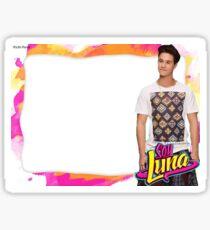 Soy Luna - Simon Sticker