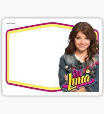 Soy Luna - Luna Sticker