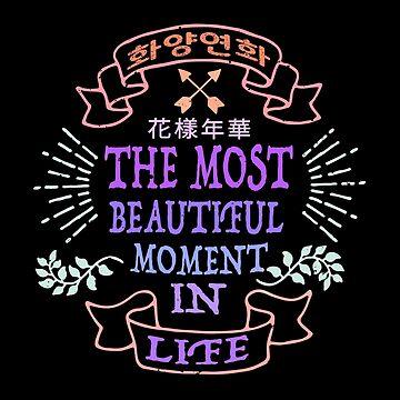 花樣年華 (화양연화): The Most Beautiful Moment in Life! by InniCo