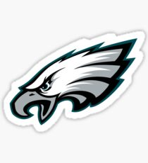 philadelphia eagles Sticker