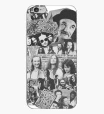Can German Band Collage iPhone Case
