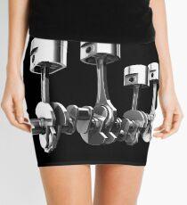 Automotor Kolben - Super 3D transparentes Design Minirock