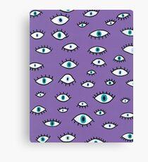 Eye See You  Canvas Print