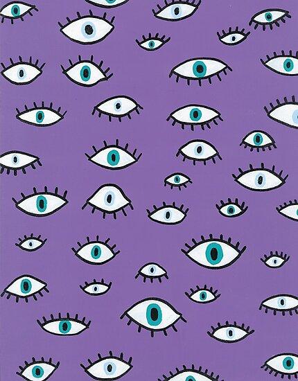 Eye See You  by Julia Pittman