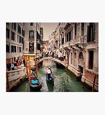 Rio di Palazzo II Photographic Print