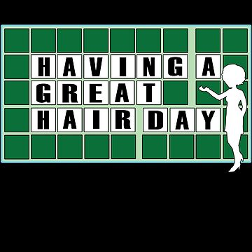 Great Hair Day by MonkeyLogick