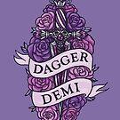 DAGGER DEMI by foxflight