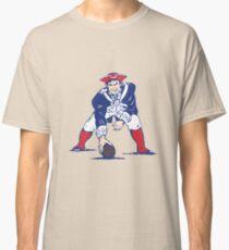 NE Patriots- Retro Classic T-Shirt