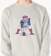 NE Patriots- Retro Pullover