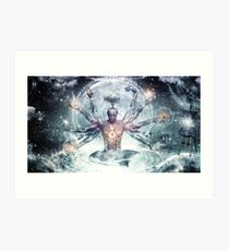 The Neverending Dreamer Art Print