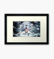 The Neverending Dreamer Framed Print
