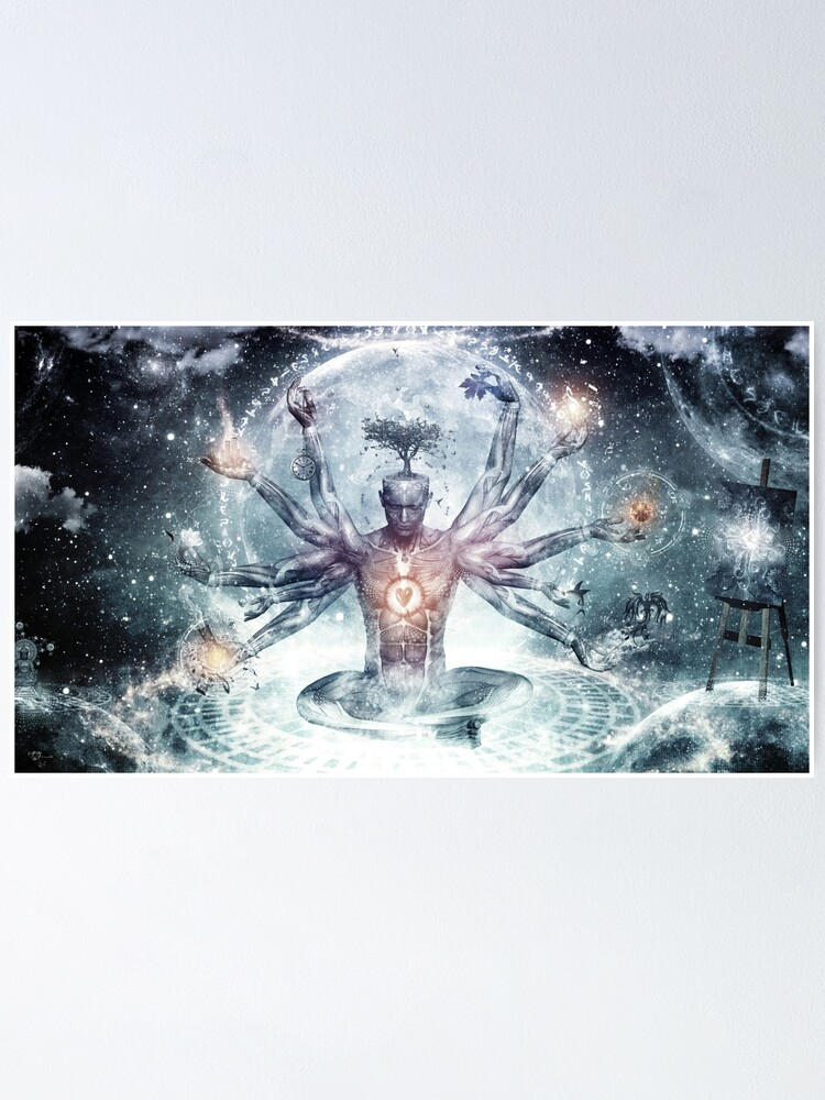 Alternate view of The Neverending Dreamer Poster
