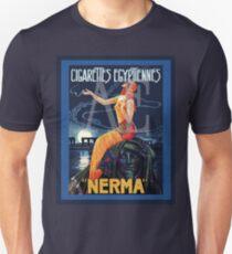 NERMA  cigarette ad  Unisex T-Shirt