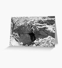 Grotto Greeting Card