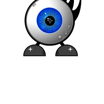 Eyeball by delaCruz