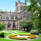 Chester Cathedral by Mike Paget