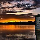 Colors of Sunset  by LudaNayvelt