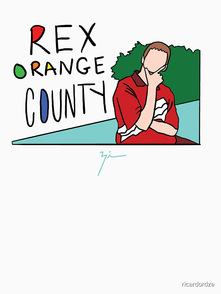 Rex orange county by ricardordze
