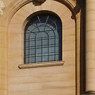 Arched window in Sydney by KazM