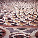 Chapel Floor Mosaic by phil decocco