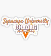 Syracuse University CHAARG Member Monday Sticker