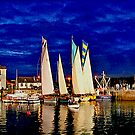 Falmouth Regatta Week by AndyReeve