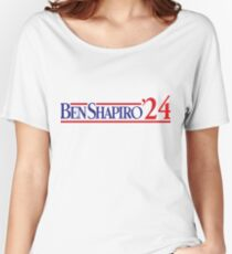 Ben Shapiro 2024 Women's Relaxed Fit T-Shirt