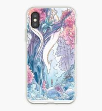 The Albino FoxDragon iPhone Case
