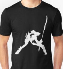 Palladium '79 - Weiß Slim Fit T-Shirt