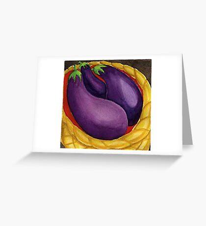 Garden Fresh Greeting Card