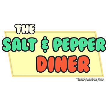 The Salt and Pepper Diner *Now Jukebox Free* by WadeEvansMusic