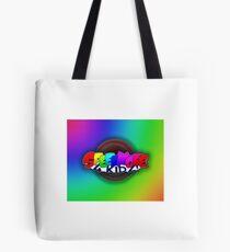 Speedkore 4 Kidz (Background) Tote Bag