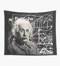 Tela decorativa Albert Einstein