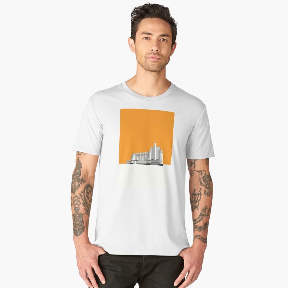 ODEON Woolwich Men's Premium T-Shirt Front