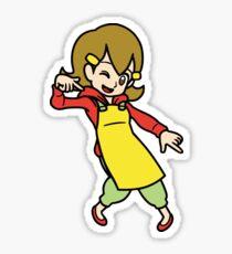 WarioWare Gold - 5-Volt Sticker