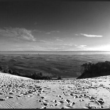 Big Sands -  panorama by AlexDu