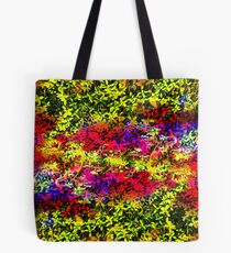 aromatic abstract Tote Bag
